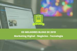 Melhores blogs de 2019