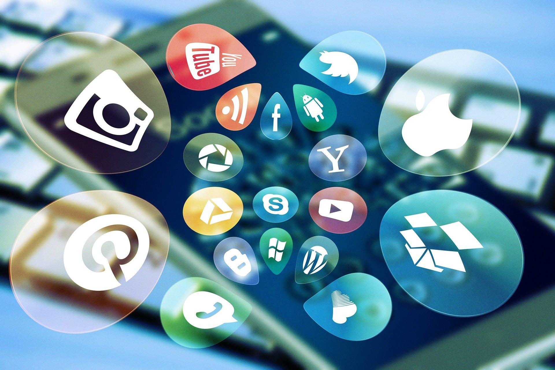 Mídias Sociais e Redes Sociais